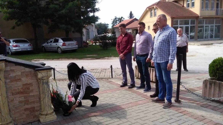 Свеченост по повод 20 годишното постоење на Општина Могила
