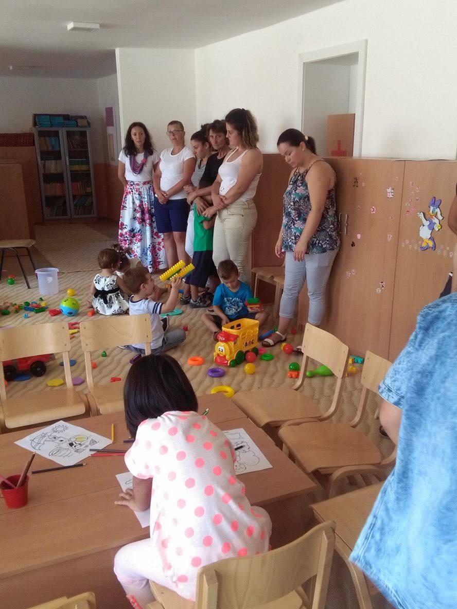 Отворање на Центарот за ран детски развој во населено место Могила