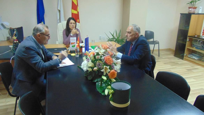 Средба со Генералниот Конзул на Република Бугарија во Битола