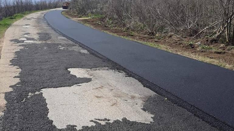 Реконструкција на патната инфраструктура на територија на Општина Могила