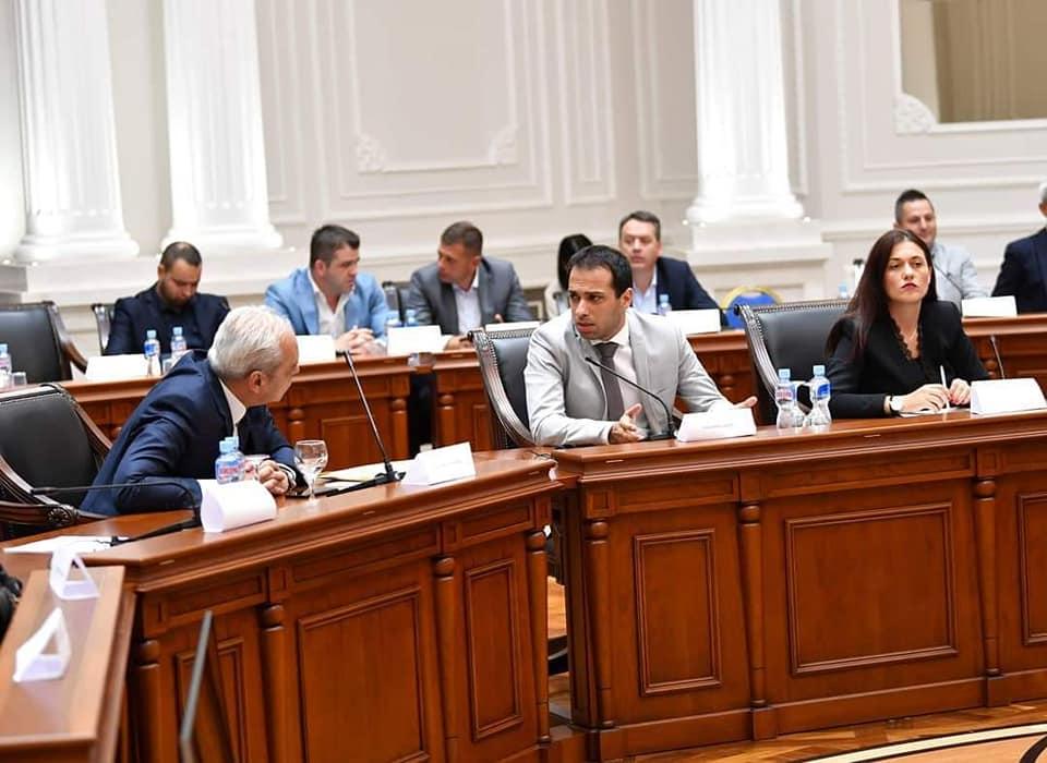 Потпишани договорите за финансирање на проекти во Влада на РСМ