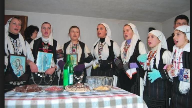 """Водичарки""с.Беранци ,општина Могила,прогласени за нематеријално културно добро"